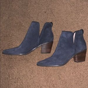 Lucky Brand Jeans Booties Boots Heels 9
